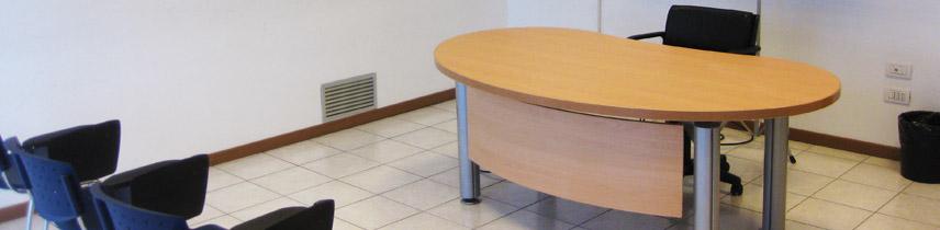 Formazione aziendale tradizionale indoor affitto noleggio aule corsi personalizzati padova retica training place